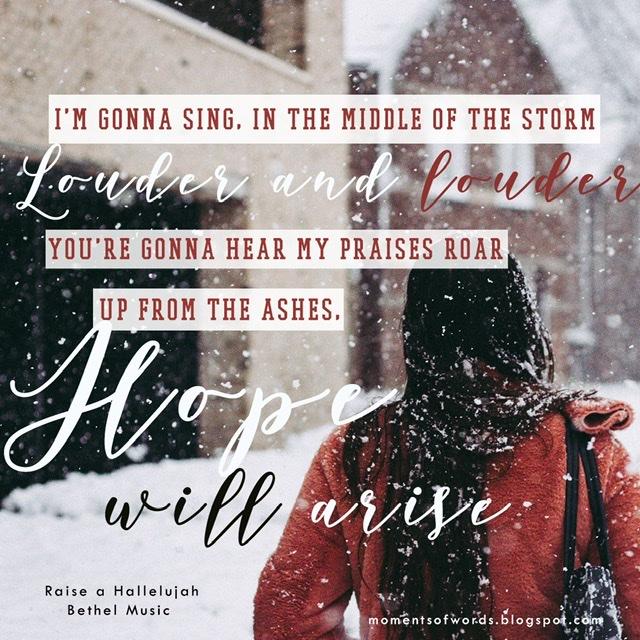 Raise a Hallelujah